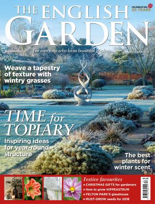 The English Garden December 2017