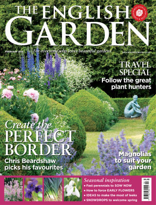 The English Garden February 2018