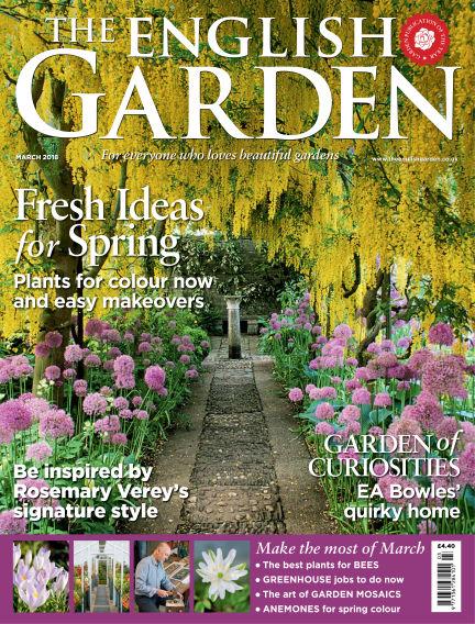 The English Garden January 31, 2018 00:00