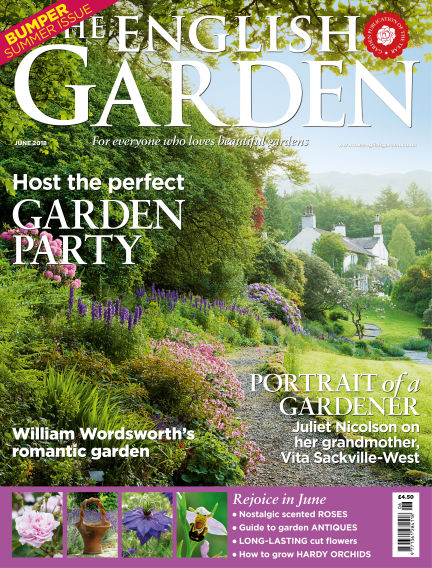 The English Garden May 23, 2018 00:00
