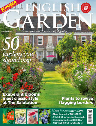 The English Garden August 2018