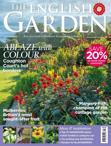 The English Garden August 15, 2018 00:00