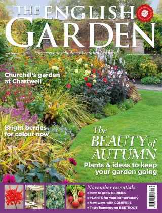 The English Garden November 2018
