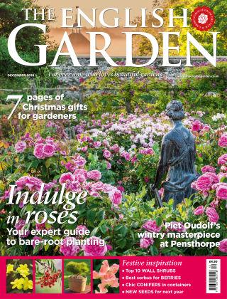 The English Garden December 2018