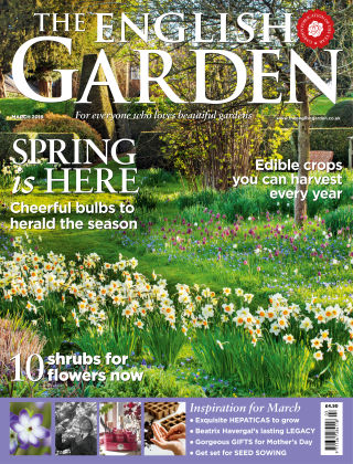 The English Garden March 2019