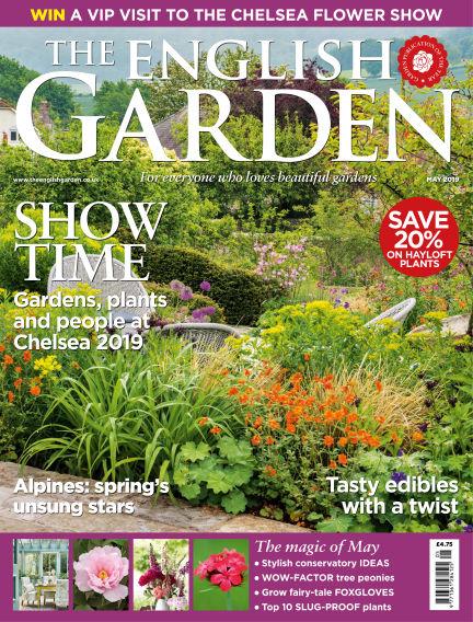 The English Garden April 24, 2019 00:00