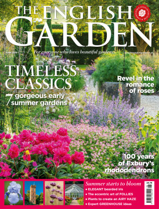 The English Garden June 2019