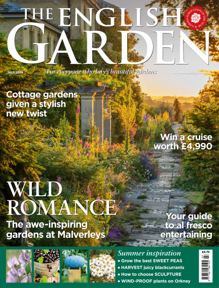 The English Garden June 19, 2019 00:00