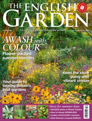 The English Garden August 2019