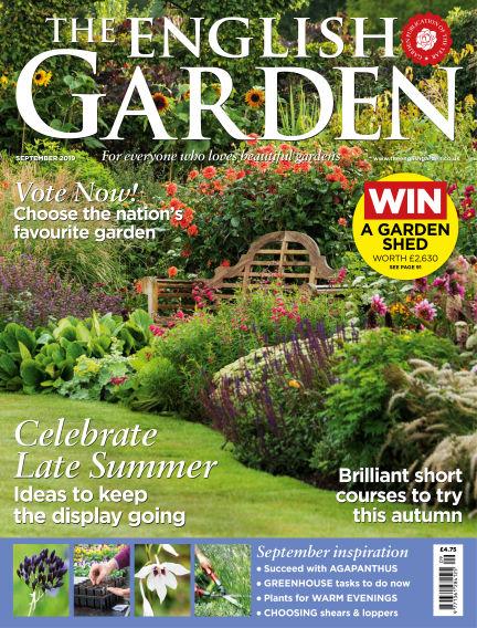The English Garden August 14, 2019 00:00