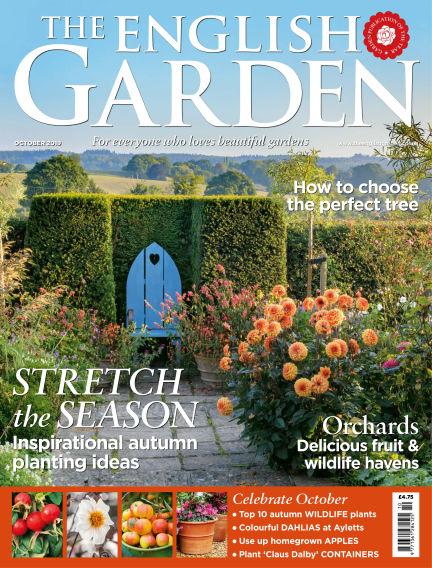 The English Garden September 11, 2019 00:00