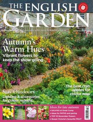 The English Garden November 2019