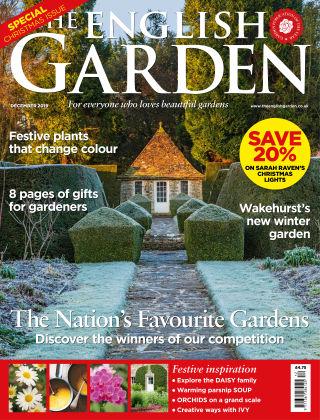 The English Garden December 2019