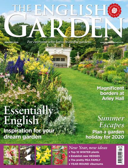 The English Garden December 04, 2019 00:00