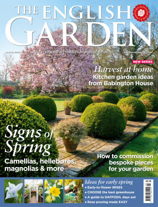 The English Garden March 2020