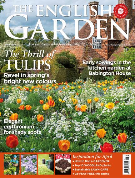 The English Garden February 26, 2020 00:00