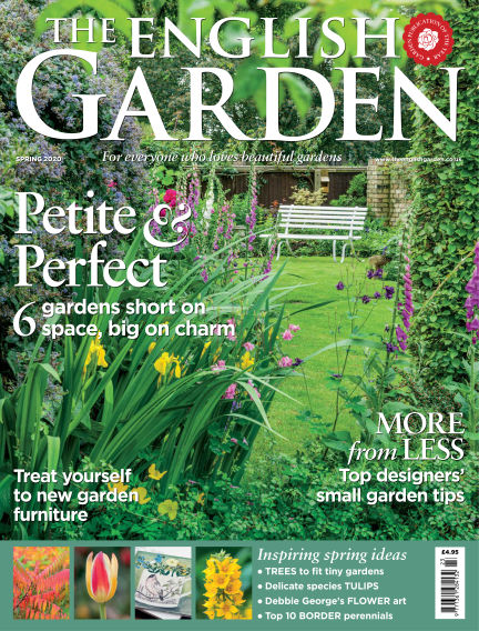 The English Garden March 25, 2020 00:00