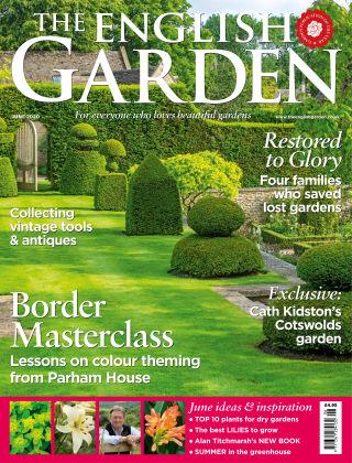 The English Garden June 2020