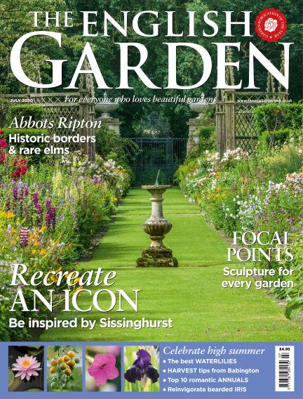 The English Garden June 17, 2020 00:00