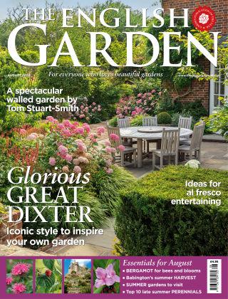 The English Garden August 2020