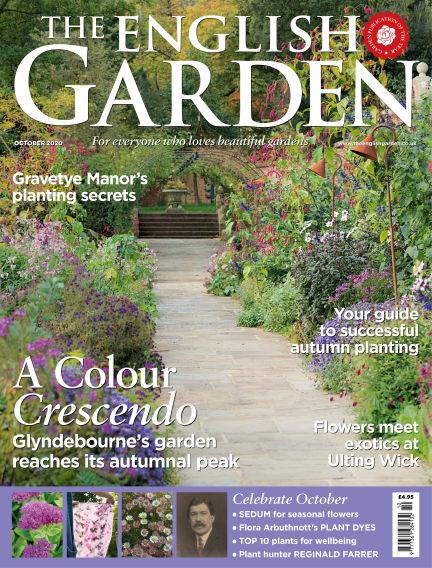 The English Garden September 09, 2020 00:00