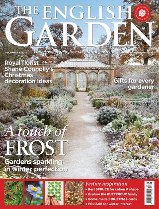 The English Garden December 2020