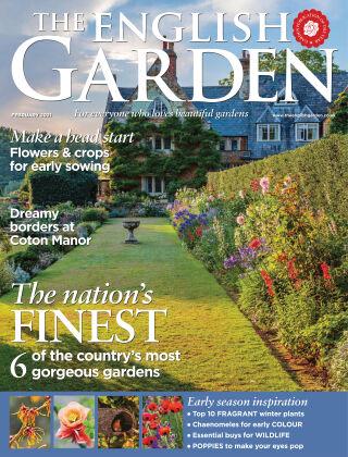 The English Garden February 2021