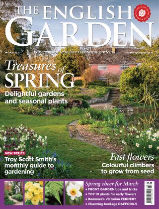 The English Garden March 2021