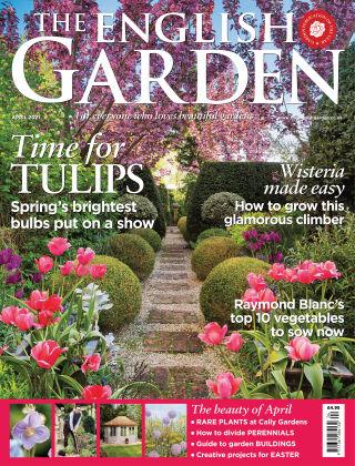 The English Garden April 2021
