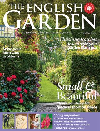 The English Garden Spring 2021