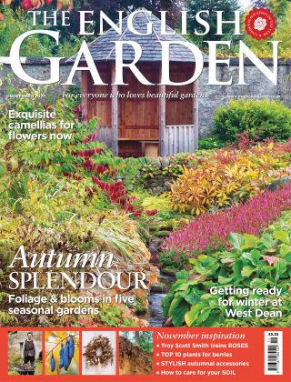 The English Garden November 2021