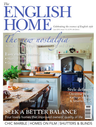 The English Home June 2014