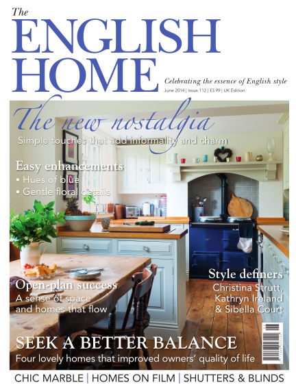 The English Home May 07, 2014 00:00