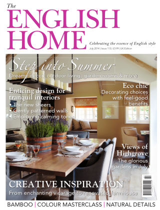 The English Home July 2014