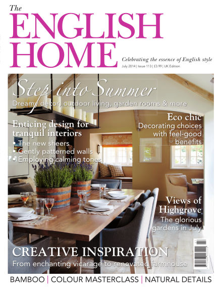 The English Home June 04, 2014 00:00