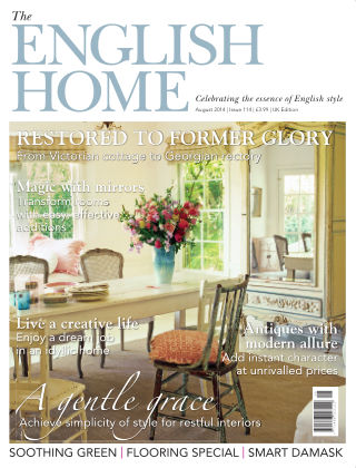 The English Home August 2014