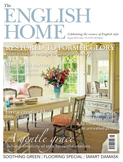 The English Home July 02, 2014 00:00
