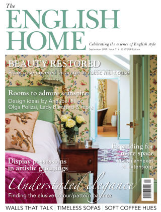 The English Home September 2014