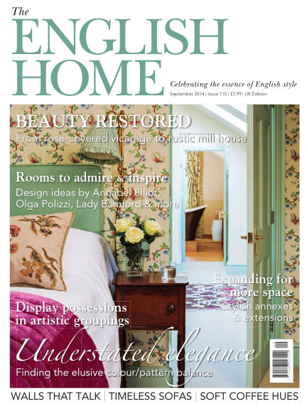 The English Home August 06, 2014 00:00