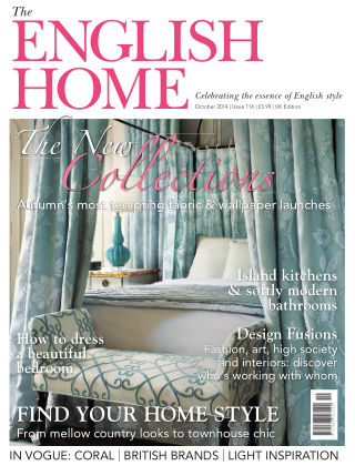 The English Home October 2014