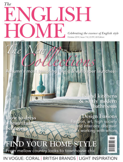 The English Home September 03, 2014 00:00