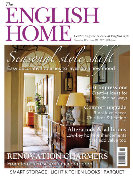 The English Home October 01, 2014 00:00