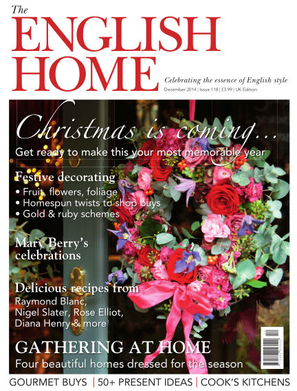 The English Home November 05, 2014 00:00