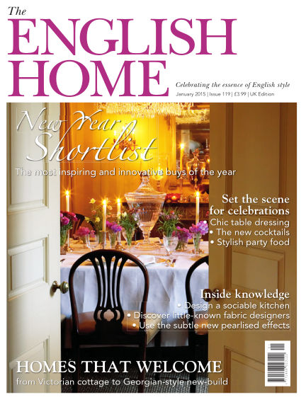 The English Home December 03, 2014 00:00