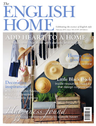 The English Home February 2015