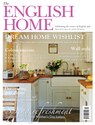 The English Home March 2015