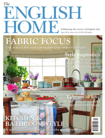 The English Home March 04, 2015 00:00
