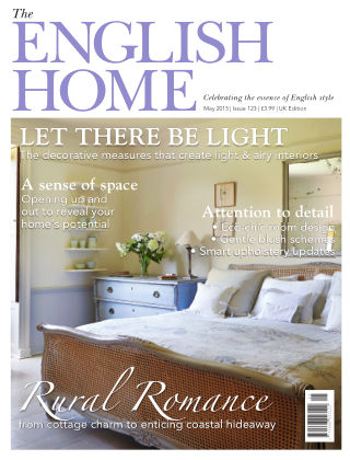 The English Home May 2015