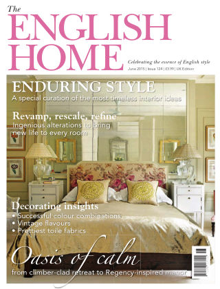 The English Home June 2015