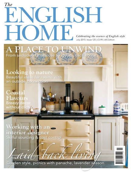 The English Home June 04, 2015 00:00